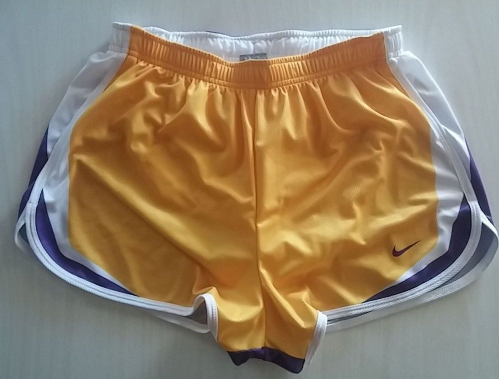 Lsu tigers mens trackrunning cross country liner shorts