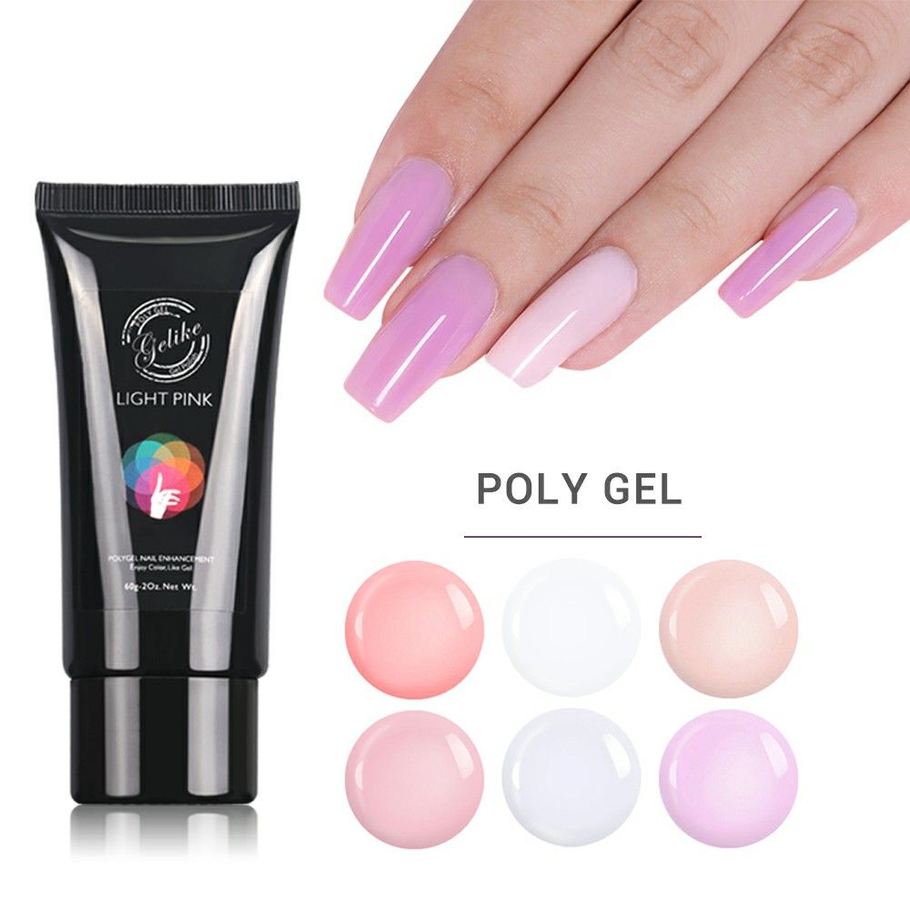 Cheap Nail Gel Buy Directly From China Suppliers Gelike Soak Off Poly Gel Quick Building French Extensions Finger Nail G Gel Nails Camouflage Nails Cheap Nail