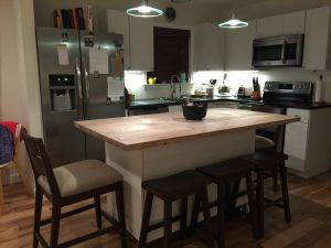 Diy Kitchen Island From Home Depot Cabinets Home Depot Cabinets Kitchen Diy Kitchen