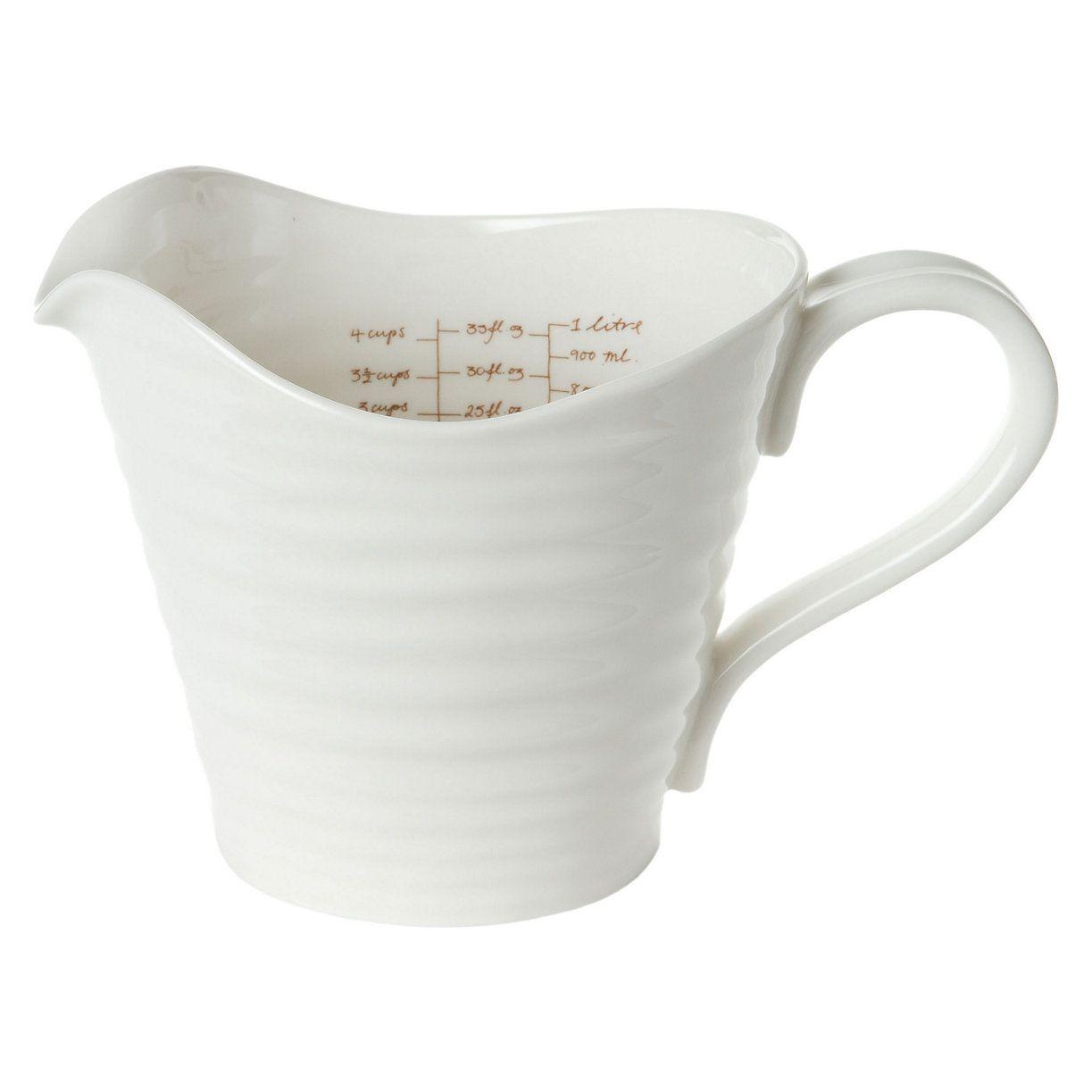 Porcelain Measuring Jug Terrain