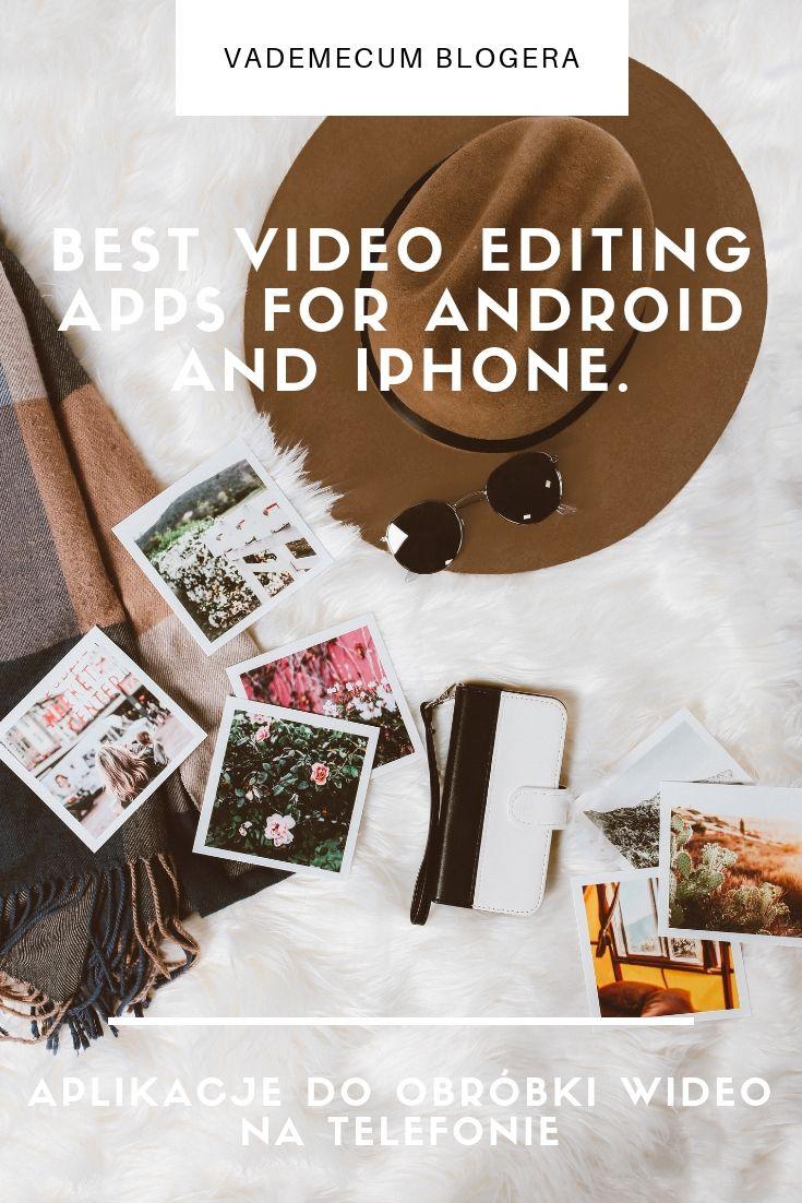 Aplikacje do obróbki wideo na telefonie i tworzenia