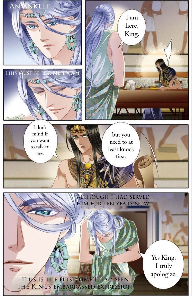 Pharaoh S Concubine Chapter 23 Pt 2 Manga
