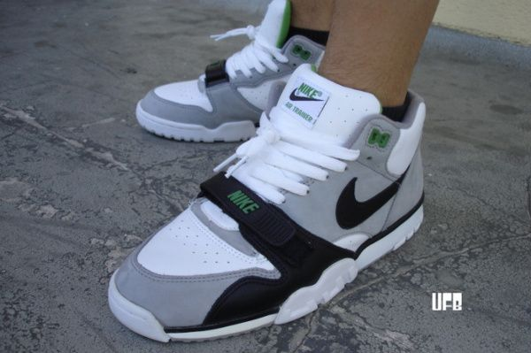 best authentic e4a73 d66d3 Nike Air Trainer 1 Chlorophyll | Want in 2019 | Sneakers nike, Nike ...