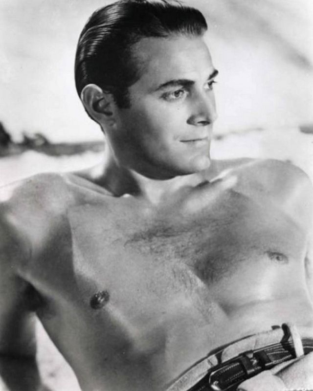 Ever since the silent film era, Hollywood beefcake photos have titillated  both female and gay male fans. Here we begin our series celebrating gay,  bisexual, ...