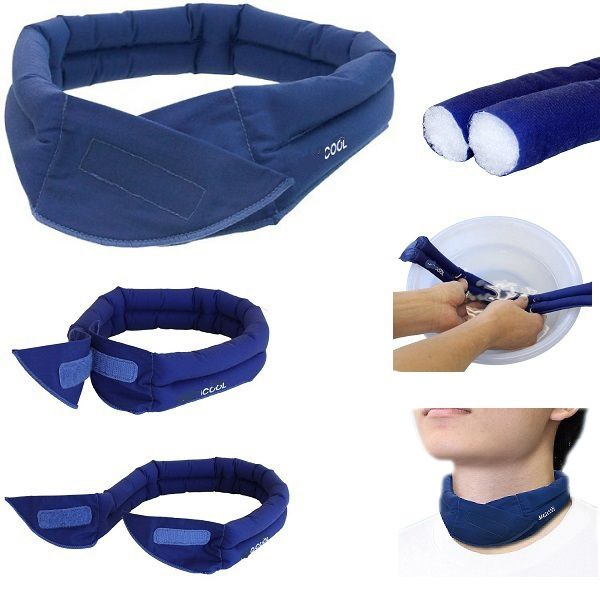Cooling Towel As Neck Wrap Scarf Head Bandana For Men Women 40 X12