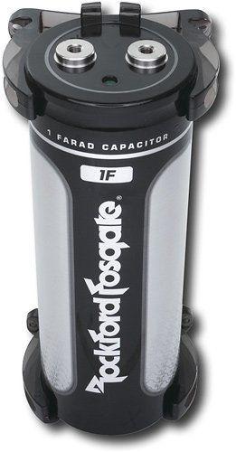 Rockford Fosgate RFC1 1 Farad Capacitor by Rockford Fosgate  $69 24