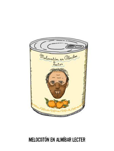Bloger De Niro: Melocotón en Almíbar Lecter
