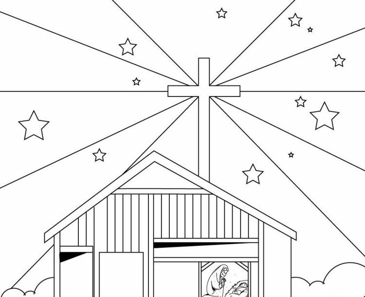 Der Stern Von Bethlehem Vorlage Fur Fensterbild Fensterbilder Weihnachten Fensterbilder Weihnachten Basteln Weihnachten Vorlagen