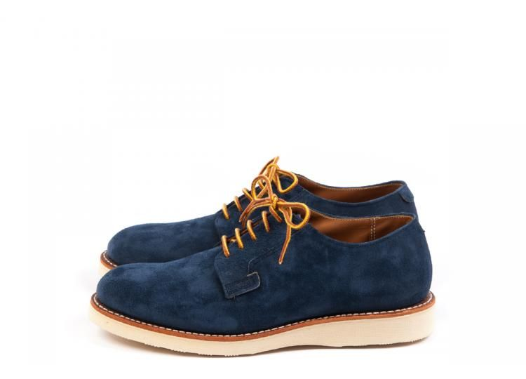 Red Wing Shoes 3105 - Postman Oxford Blueberry Muleskinner - http://www.redwingamsterdam.com/red-wing-shoes-3105-postman-oxford-blueberry-muleskinner/ws-pr/pr643