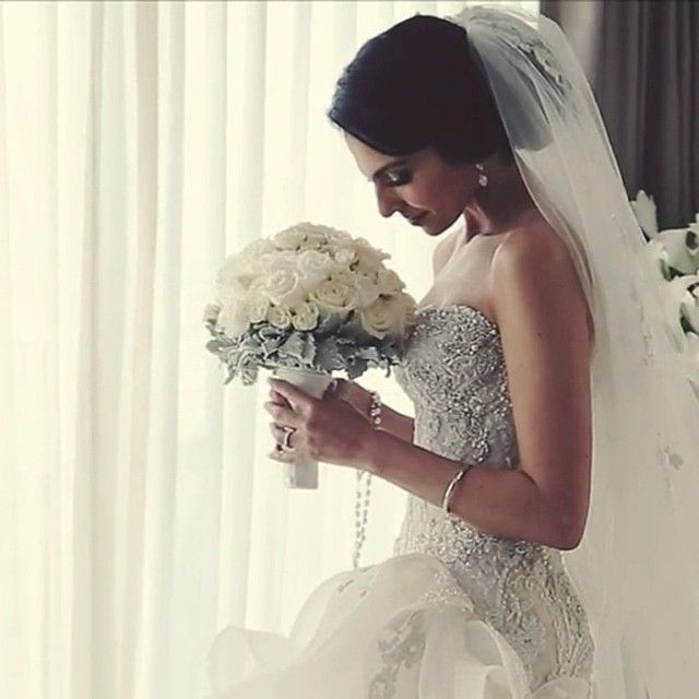 Peta Winter Bridal Hair