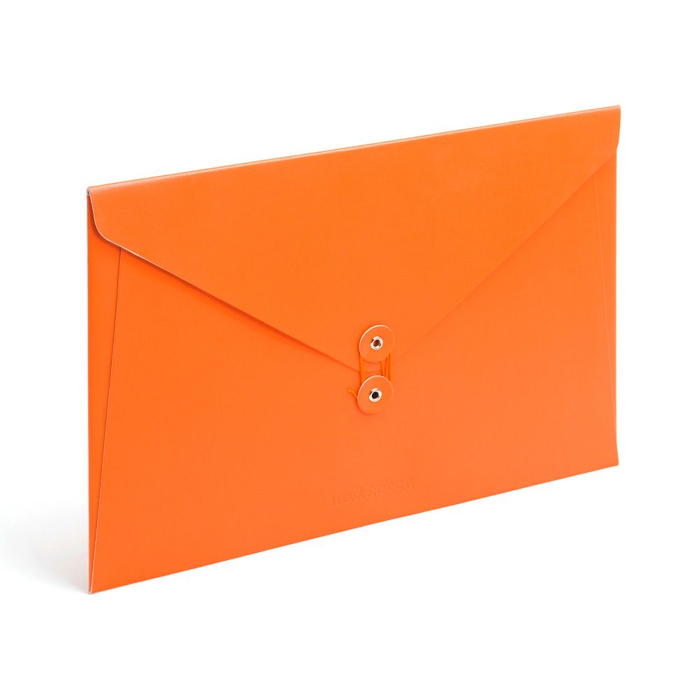 Orange Soft Cover Folio,Orange