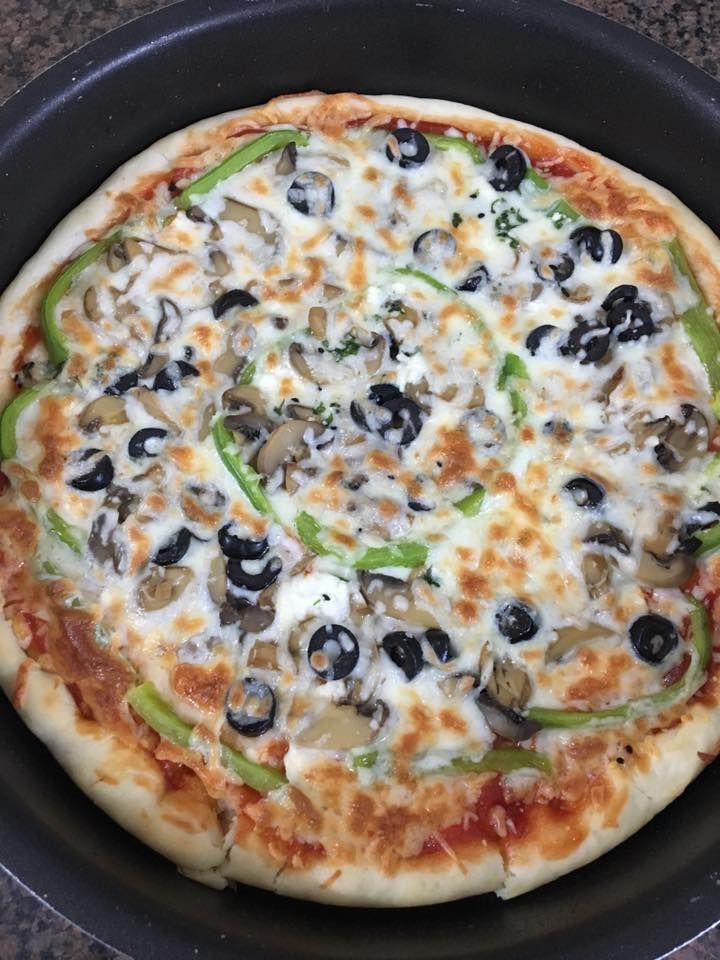 بيتزا هت على أصولها بالعجينة السحرية زاكي Food Recipes Cooking