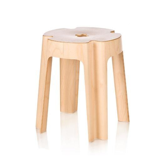 Bloom Molded Ply Stool