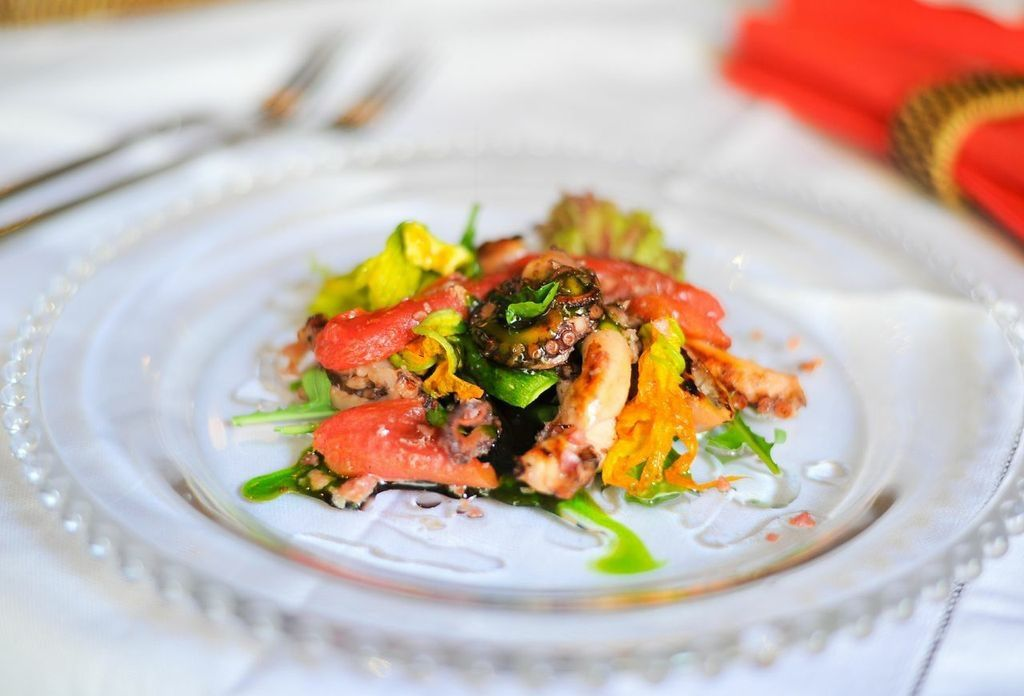 Ham hock and octopus salad diary of good food everyday from the find this pin and more on diary of good food everyday from the heart of the mediterranean forumfinder Choice Image