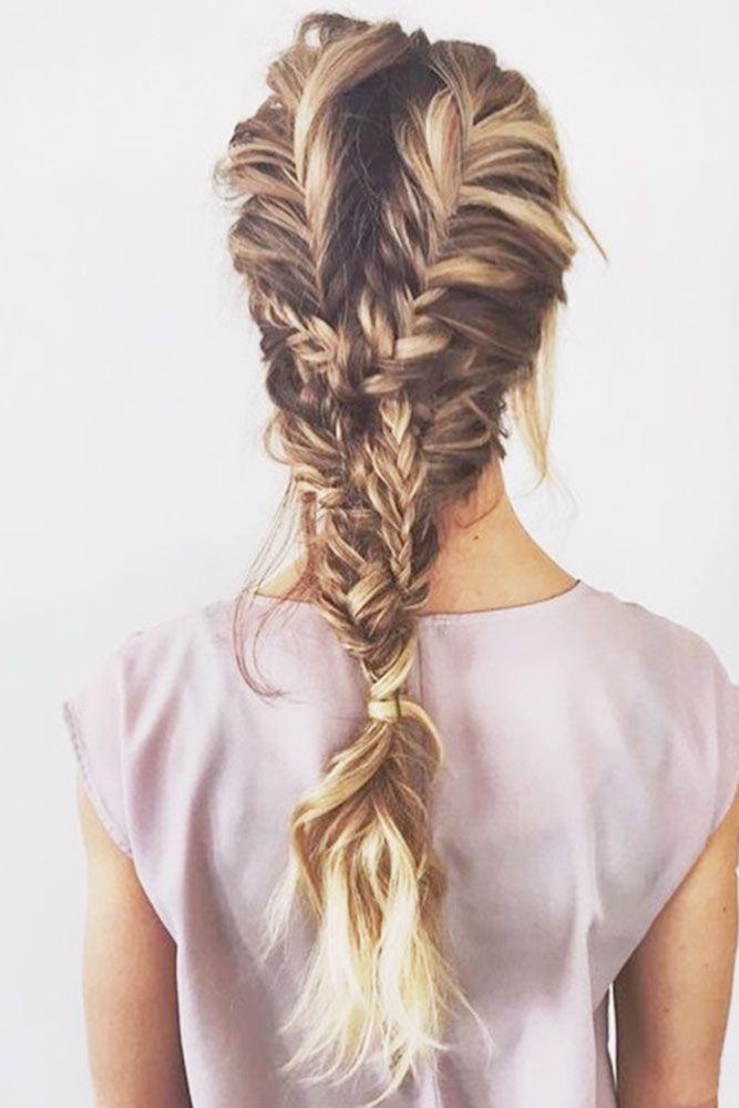 Double Dutch Fishtail Braids - Short Hair Models #fishtailsbraids - #Braids #Double #Dutch #Fishtail #fishtailsbraids #hair #models #short