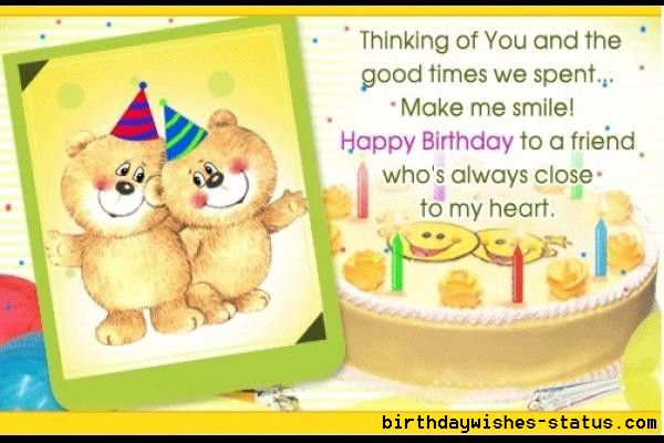 Birthday Wishes For Friend On Facebook Status Birthdaywish BirthdayWishes Birthdaymessages Birthdays Birthdaygifts