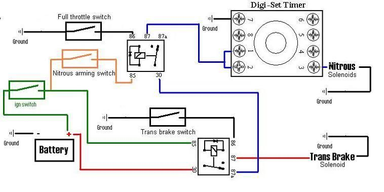 need a wiring diagram  yellow bullet forums  work horses