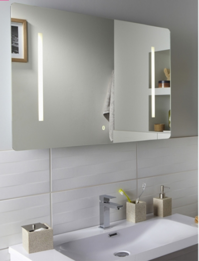 Comment Choisir Son Miroir De Salle De Bains Nebel