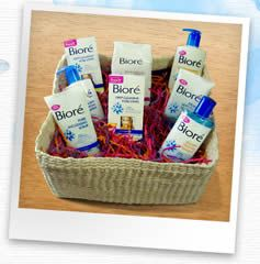 FREE Biore Acne Clearing Scrub at 10AM EST on http://www.icravefreebies.com/