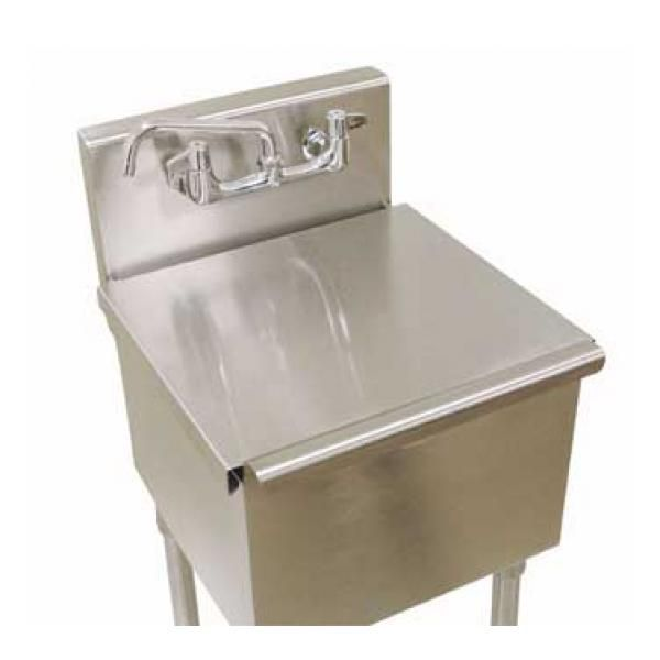 Utility Sinks | ... , Stainless Steel Sink Cover For Laundry Sink 24 X