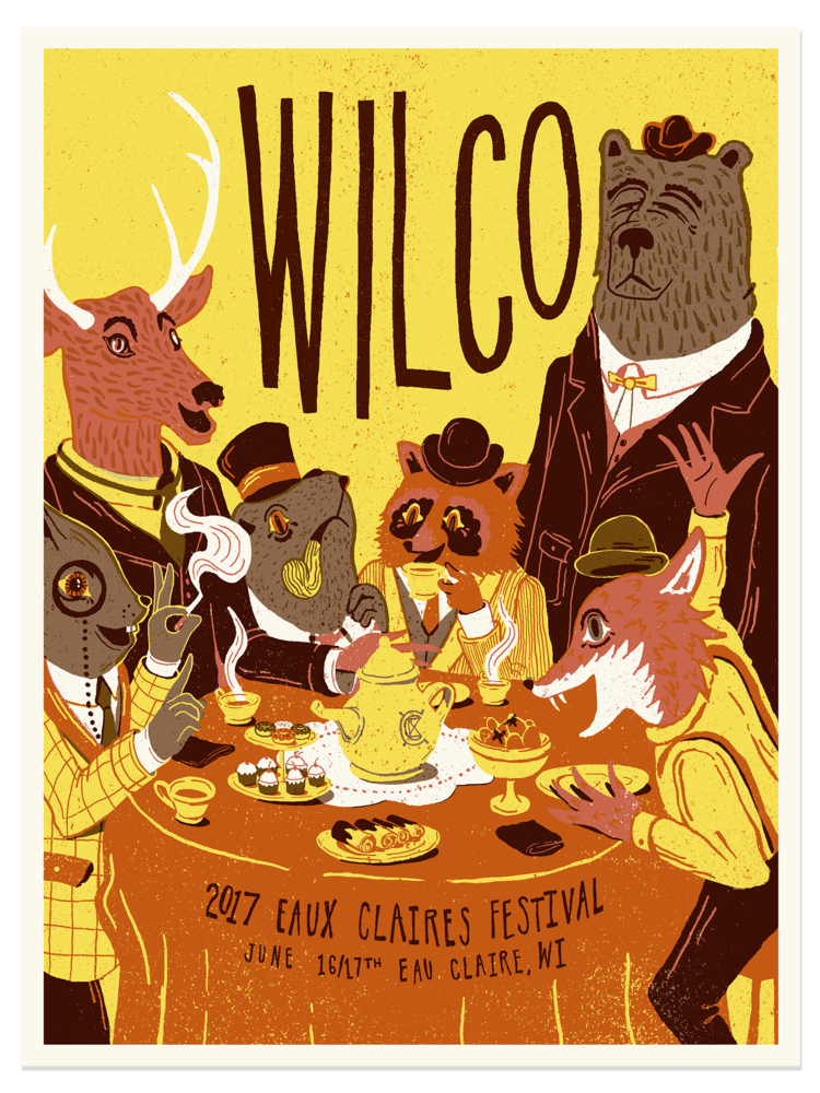 Daniel Wagner Illustrations posters, Illustration, Poster