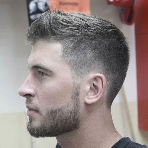 Frisuren Trends – Herren Kurze Haarschnitte 2017 Haarstyle Pinterest