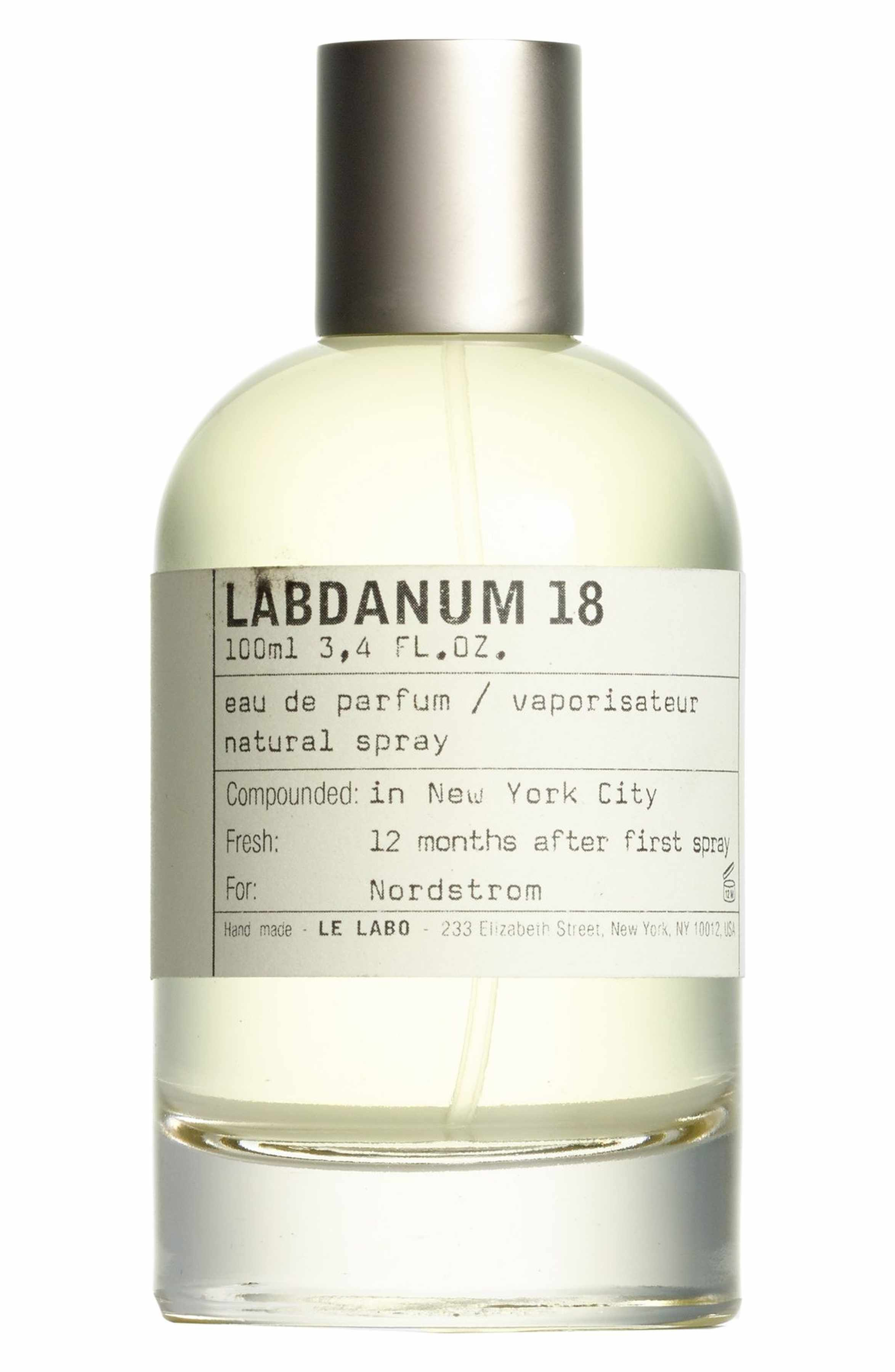 6eed4b6c2ae2b Main Image - Le Labo  Labdanum 18  Eau de Parfum
