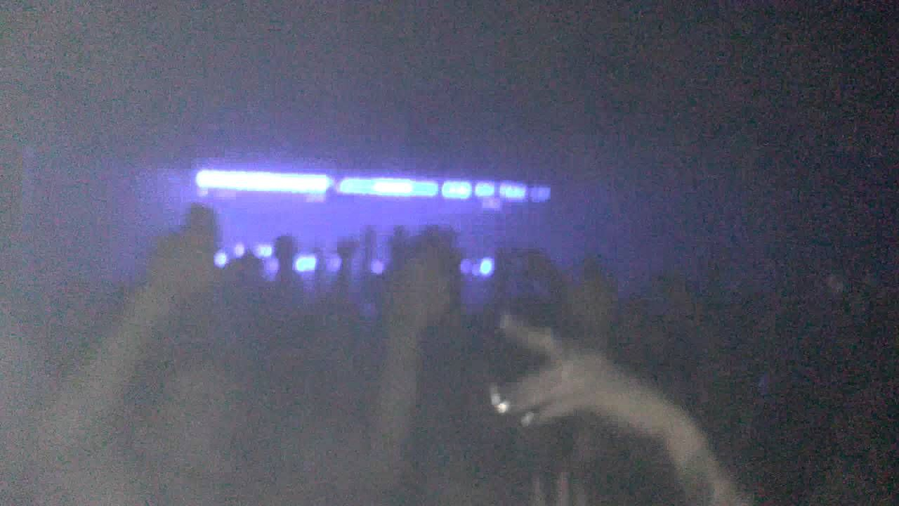 Warehouse Project Closing Party 1/1/14   Song : Catz 'n Dogz - Evil tram