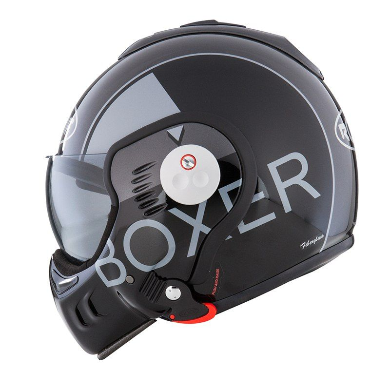 casque roof ro5 boxer v8 grafic riding gear. Black Bedroom Furniture Sets. Home Design Ideas
