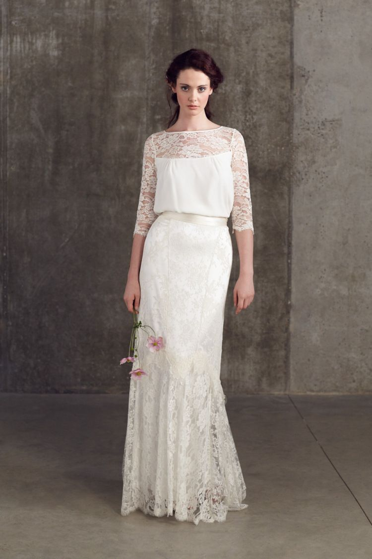 Bridal separates by sally lacock an exquisite collection of piece