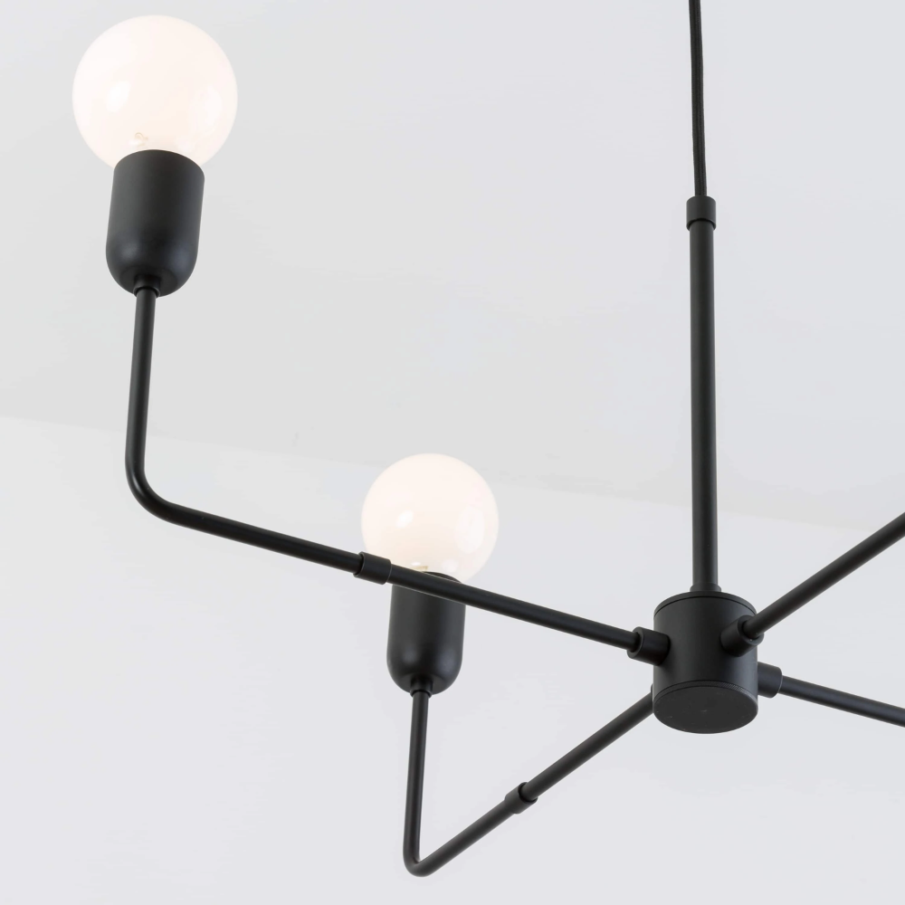 4 Arm Bend Plug In Chandelier In 2020 Plug In Chandelier Unique Light Fixtures Plug In Pendant Light