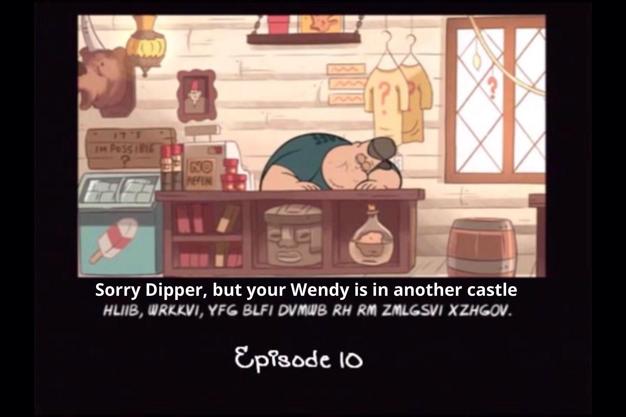 Season 1 Episode 10 S Secret Message Gravity Falls Funny Gravity Falls Secrets Gravity Falls Theory