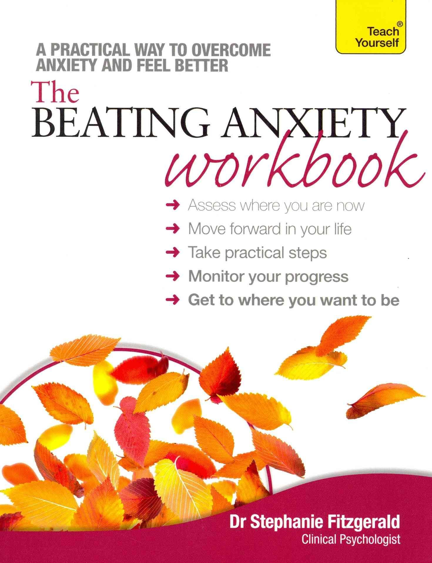 Are you suffering from anxiety? Do you want to learn techniques for overcoming troubling thoughts and feelings of fear? Would you like lasting strategies to help you stay anxiety-free for good? This w
