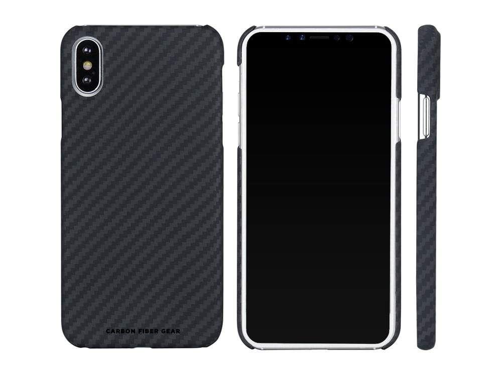 Carbokev 100 Aramid Fiber Case For Iphone X Xs Iphone Cases Carbon Fiber Fiber