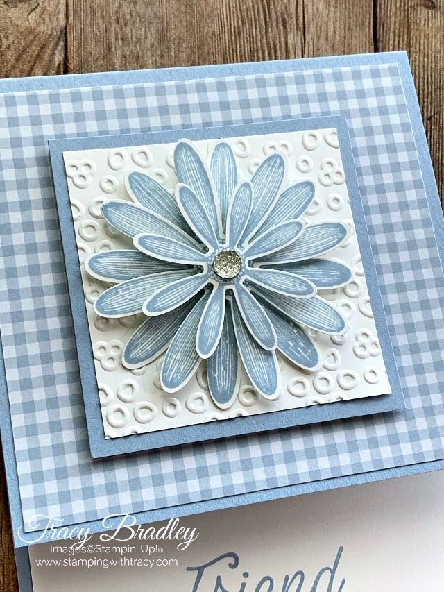 Daisy Lane Bundle - Stamping With Tracy