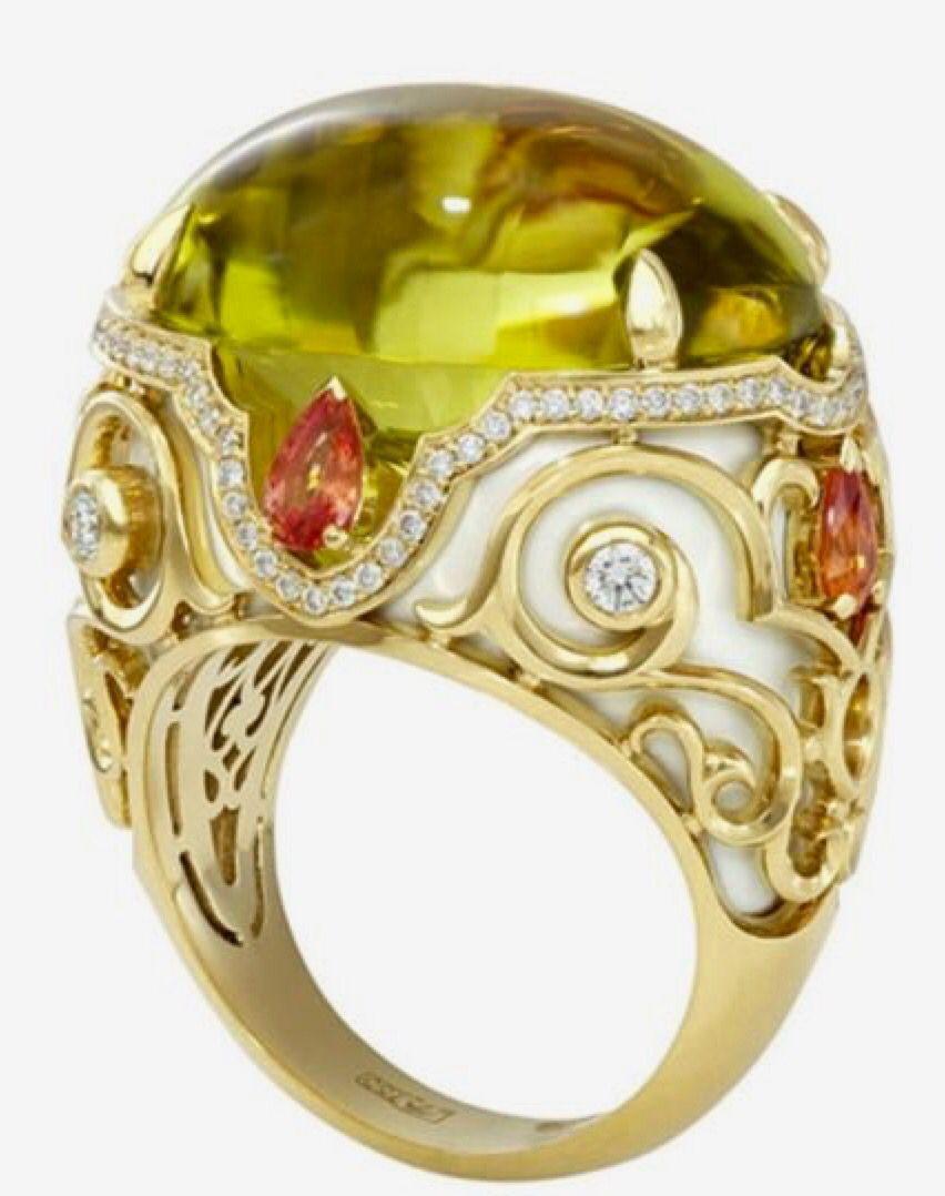 Ring by Alexandre Arne