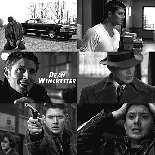 Dean Winchester everyone, a man of greatness.