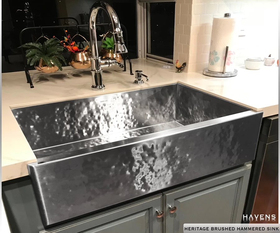 Undermount Stainless Steel Sinks Usa Crafted Havens Luxury