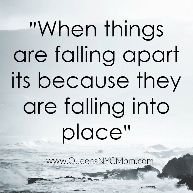 Falling Apart Inspirational Quotes: #Wordstoliveby, Quotes, Transformation Tuesday