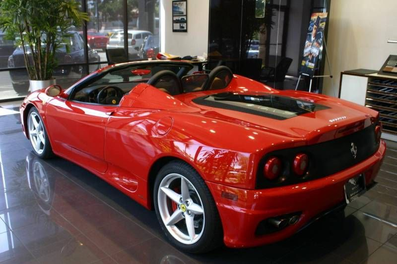 Ferrari 360 Spider | Ferrari | Pinterest | Ferrari 360, Ferrari and