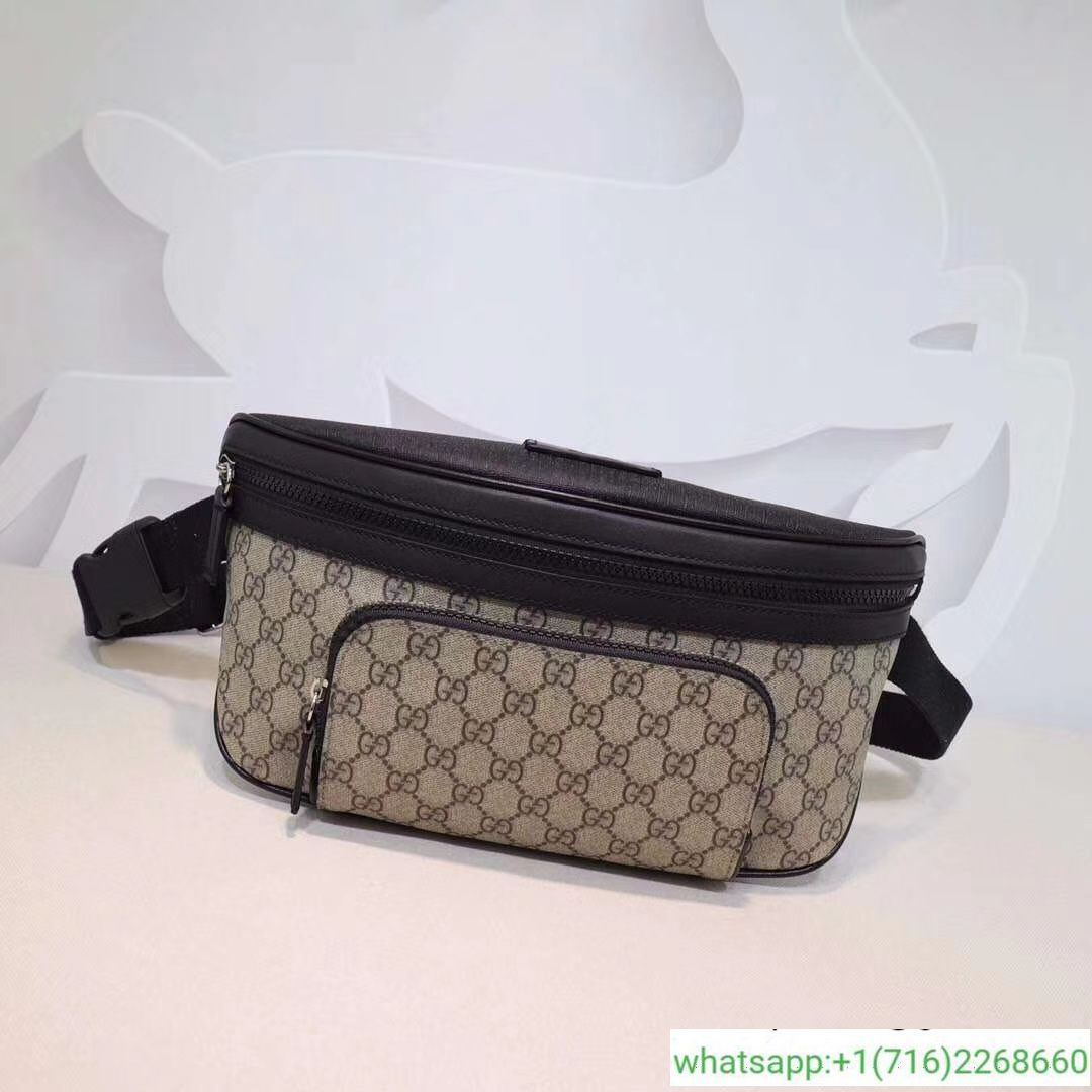 e1e5617092d Gucci Soft GG Supreme belt bag 406372