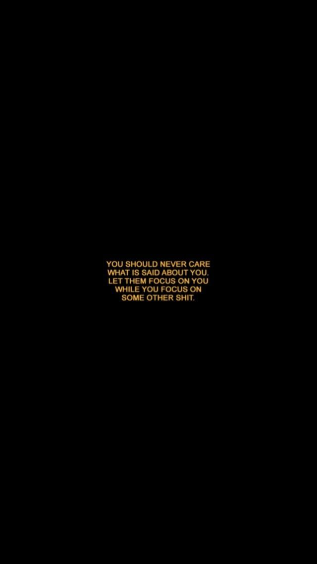 Quotes Black Background