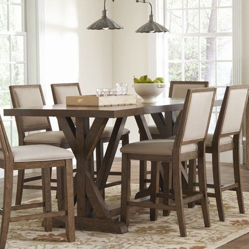 Bridgeport Counter Height Table Woodstock Furniture Outlet