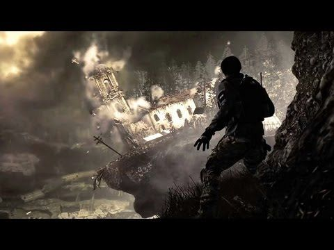 Call Of Duty Ghosts Reveal Trailer Call Of Duty Ghosts Call Of Duty Ghost World