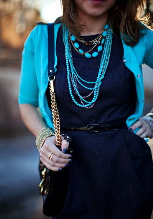 813d156c1688 Turquoise with navy....not with these designs necessarily