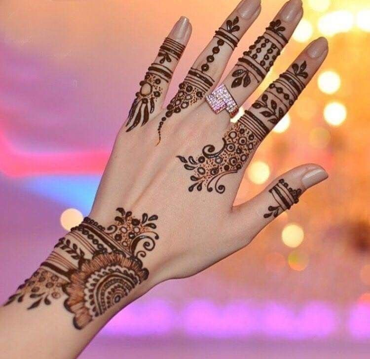 صور نقش الحناء Mehndi Designs Latest Mehndi Designs Henna