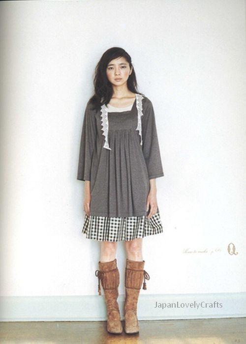 Adult Couture by Yoshiko Tsukiori - Japanese Sewing Patterns…   I ...