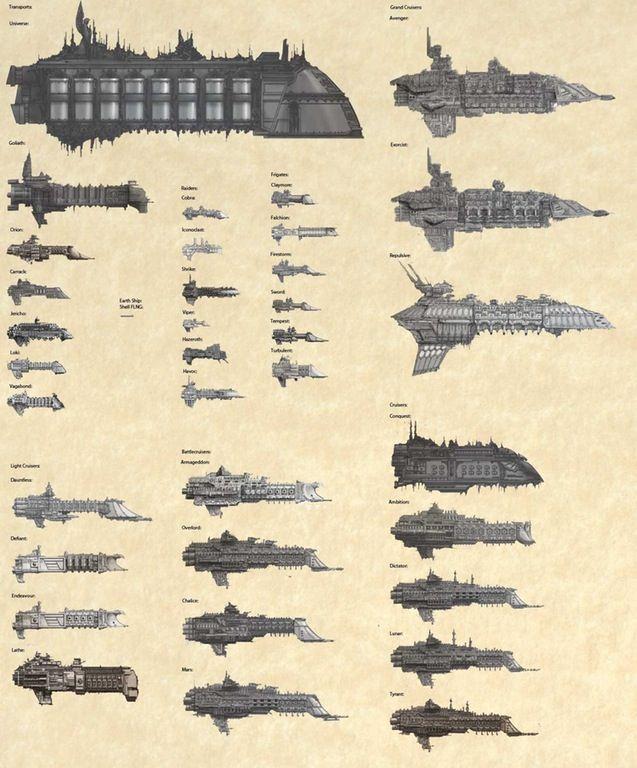 31+ 40k ships ideas