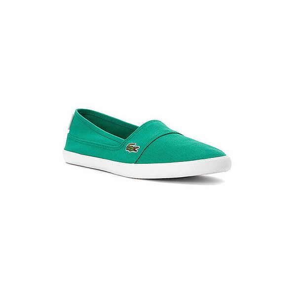 Lacoste Women s Marice RES SPW (120 NZD) ❤ liked on Polyvore featuring shoes,  apparel   accessories shoes, green, lacoste, lacoste shoes, green shoes, ... f0c1bf6d061
