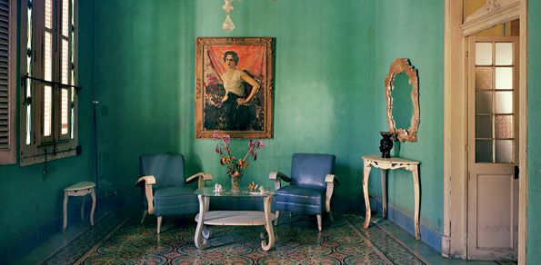 Cuban Interior Cuban Architecture And Design Pinterest